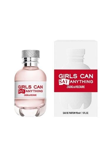 Zadig&Voltaire Zadig&Voltaire Girls Can Say Anything Edp 90 ml Kadın Parfüm Renksiz